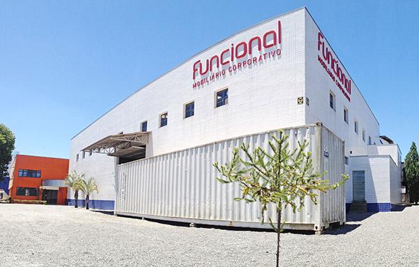 Fabrica Funcional Mobiliário Corporativo