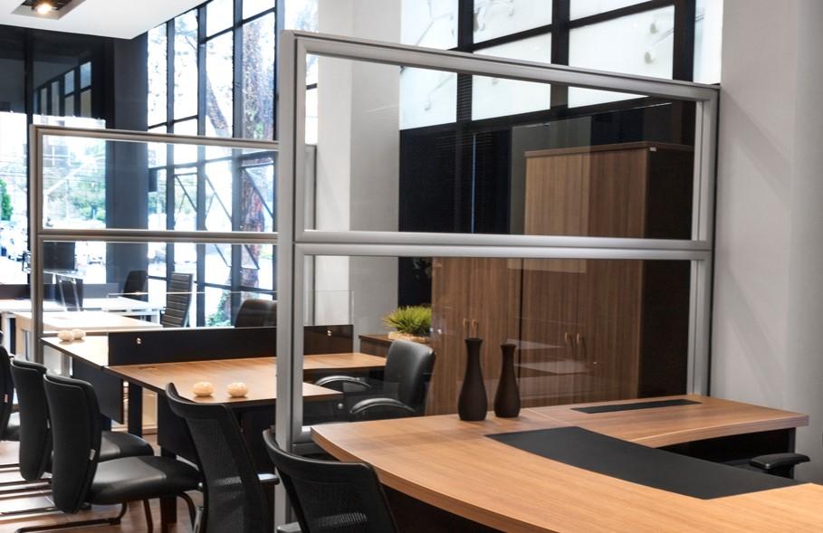 loja de móveis para escritório