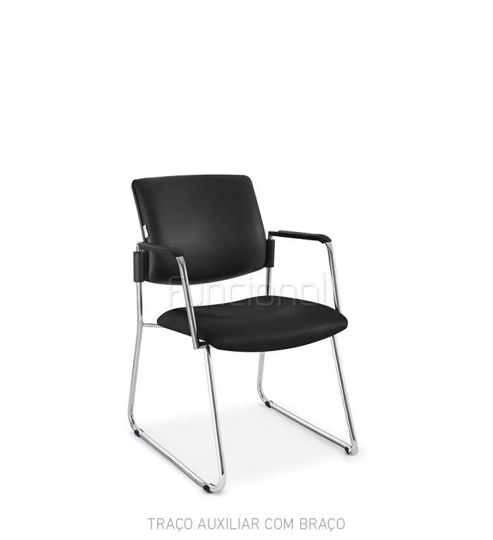 Cadeira de Escritório Coletividade – Linha Traço