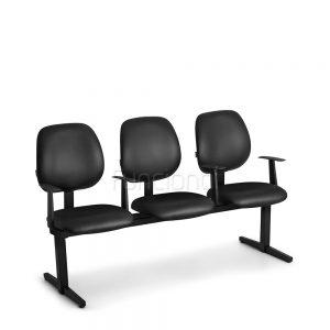 Cadeira de Escritório Coletividade - Linha Labore
