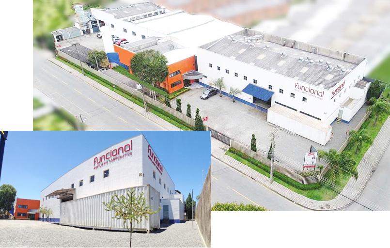 fábrica funcional mobiliário corporativo