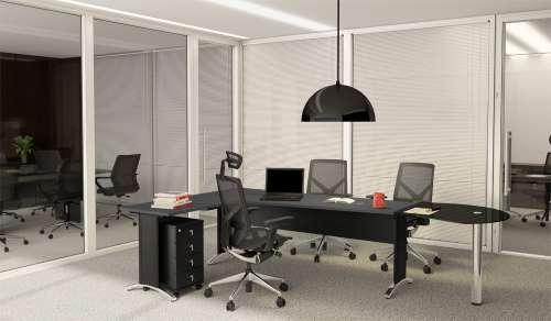imagem de móveis de escritório