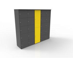imagem de locker funcional