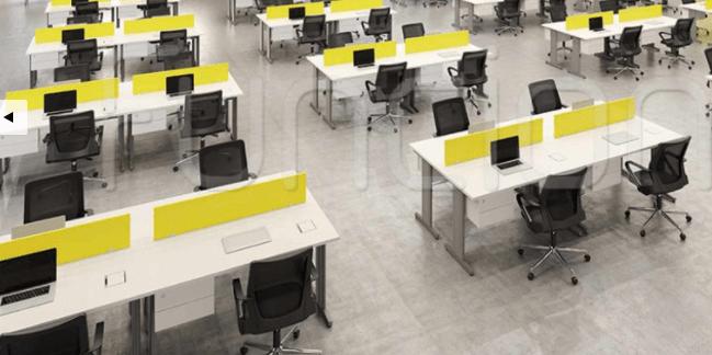imagem de móveis de escritório mdernos
