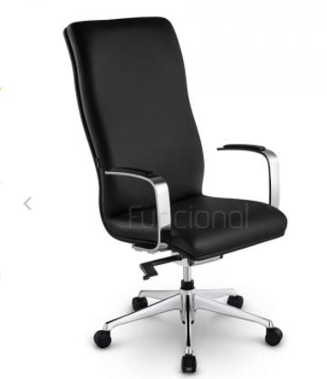 Imagem de cadeira de escritório boss presidente