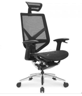 Imagem mostra cadeira de escritório dom presidente